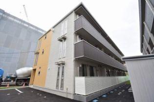 宮城県仙台市太白区あすと長町3丁目の賃貸アパートの外観