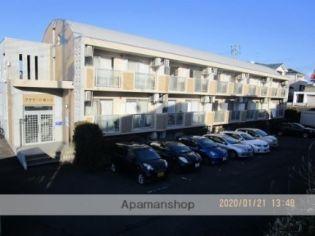アラモード旭ヶ丘[210号室]の外観