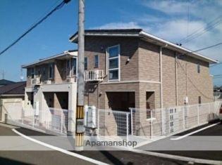 宮城県仙台市太白区青山1丁目の賃貸アパートの外観