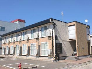 レオパレスハクスイ 2階の賃貸【秋田県 / 由利本荘市】