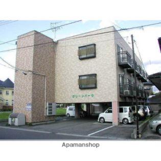 グリーンパーク 3階の賃貸【山形県 / 山形市】