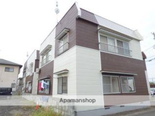 コーポ中里 2階の賃貸【山形県 / 天童市】