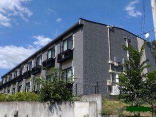 レオパレススカイピア 1階の賃貸【福島県 / 福島市】