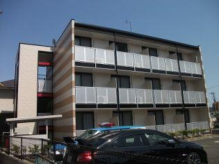 レオパレスカヴェルナ 3階の賃貸【福島県 / 福島市】