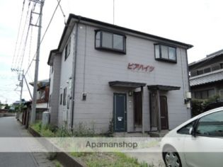 ピアハイツ 1階の賃貸【栃木県 / 足利市】