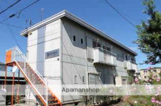 バウハウス太田駅北口[1階]の外観