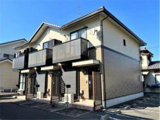 パークサイドアベニューB 2階の賃貸【群馬県 / 太田市】