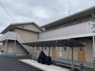 アメロンシェB 2階の賃貸【群馬県 / 太田市】
