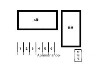 パルプラザ[A101号室]の外観