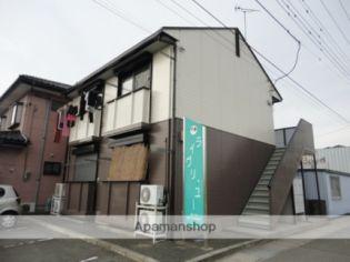 ライヴリ・ユー 2階の賃貸【群馬県 / 伊勢崎市】