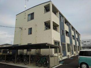 群馬県高崎市下之城町の賃貸アパート