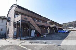 シティハイツダリアA・B・C 1階の賃貸【群馬県 / 渋川市】