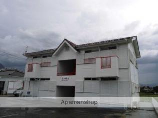 ホワイトホース 2階の賃貸【群馬県 / 渋川市】