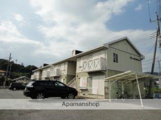 ラフォーレ五十部B 2階の賃貸【栃木県 / 足利市】