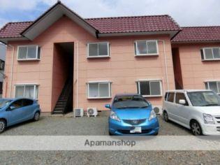 梅ヶ丘ハイツ1 2階の賃貸【群馬県 / 桐生市】
