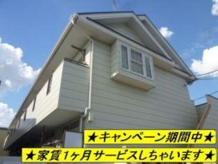 ハイツこうみ 2階の賃貸【埼玉県 / 川口市】