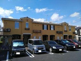 埼玉県草加市新善町の賃貸アパートの画像