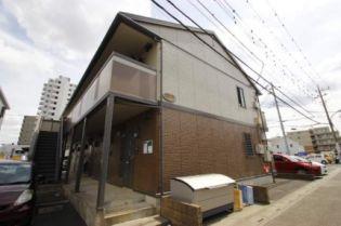 埼玉県富士見市ふじみ野東1丁目の賃貸アパートの外観