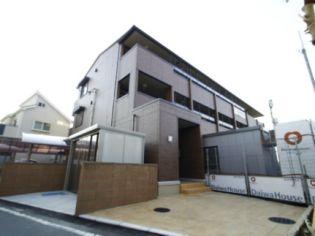埼玉県富士見市関沢1丁目の賃貸アパート