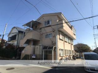 埼玉県川越市砂新田1丁目の賃貸アパートの外観