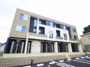 埼玉県富士見市水谷東1丁目の賃貸アパートの外観