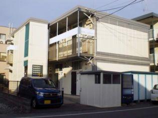 埼玉県坂戸市南町の賃貸アパート