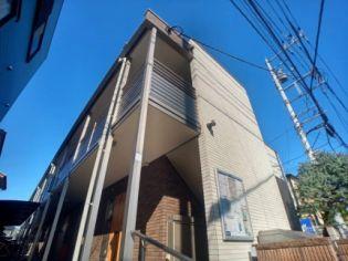 ミランダハピネス 2階の賃貸【埼玉県 / 坂戸市】
