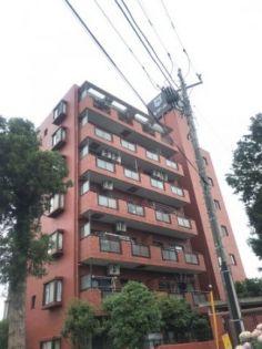 埼玉県日高市大字高萩の賃貸マンションの外観