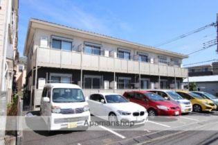 埼玉県川越市富士見町の賃貸アパート