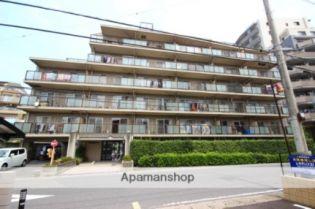 埼玉県坂戸市本町の賃貸マンションの外観