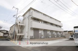 埼玉県坂戸市中富町の賃貸アパート