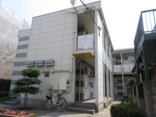 レオパレスラギ 2階の賃貸【埼玉県 / 戸田市】