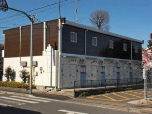 レオパレスウェアハウス[103号室]の外観