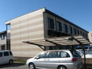 レオパレスサンフォーレC[2階]の外観