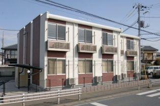 レオネクスト新宿台[201号室]の外観