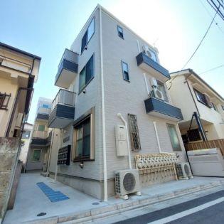 マーレ大森町 2階の賃貸【東京都 / 大田区】