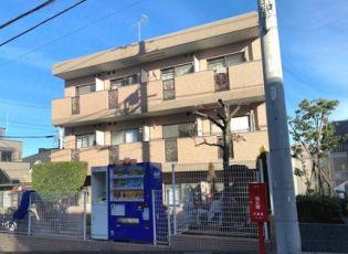 エクレール南馬込 2階の賃貸【東京都 / 大田区】