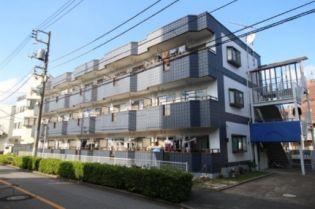 サンハイツ柴又 3階の賃貸【東京都 / 葛飾区】