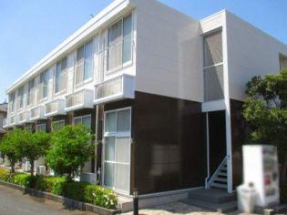 レオパレスエクセル[2階]の外観