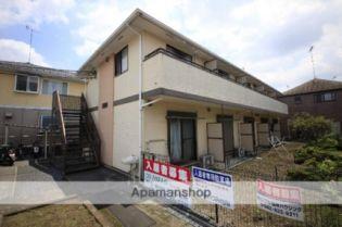 フジメイトB 2階の賃貸【東京都 / 八王子市】