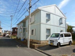タウンホーム二分方B 2階の賃貸【東京都 / 八王子市】