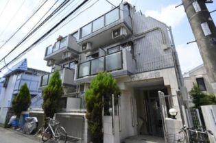 イーグル新宿[204号室号室]の外観