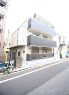 東京都板橋区志村3丁目の賃貸アパート
