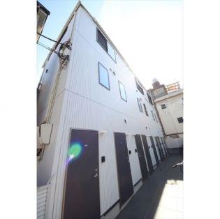 プランドール東新宿[0302号室]の外観