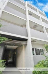 ボヌール新宿余丁町[401号室]の外観