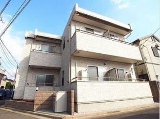 東京都小平市小川西町3丁目の賃貸アパート