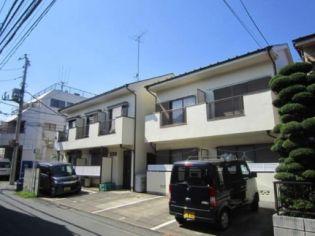 東京都国分寺市西恋ヶ窪3丁目の賃貸アパートの外観