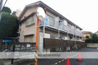 第二英荘 2階の賃貸【東京都 / 三鷹市】