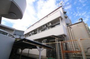 ハイム中原PART2 2階の賃貸【東京都 / 三鷹市】