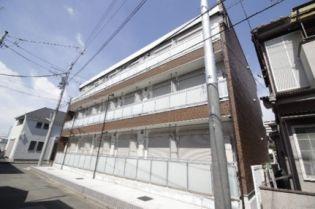 東京都昭島市東町3丁目の賃貸マンションの外観